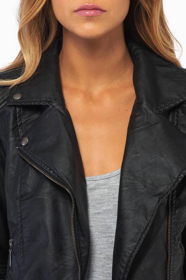 Lera Moto Jacket