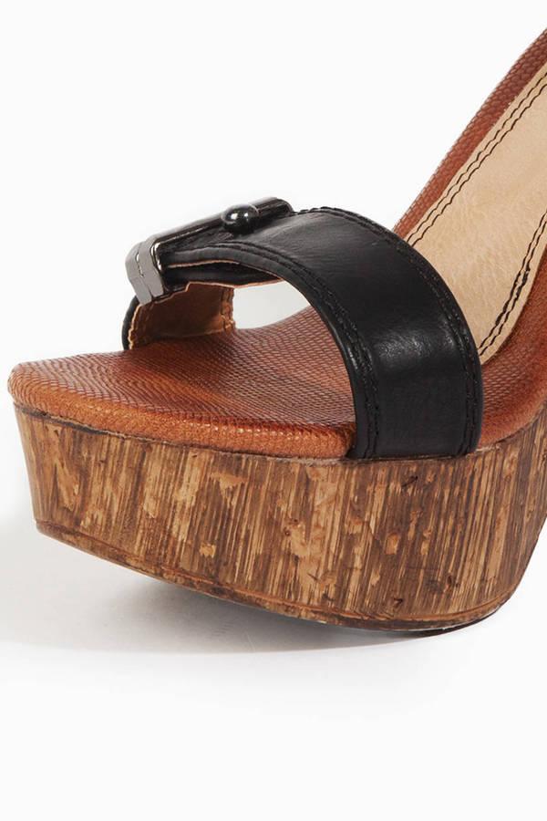 Love Child Platform Sandals