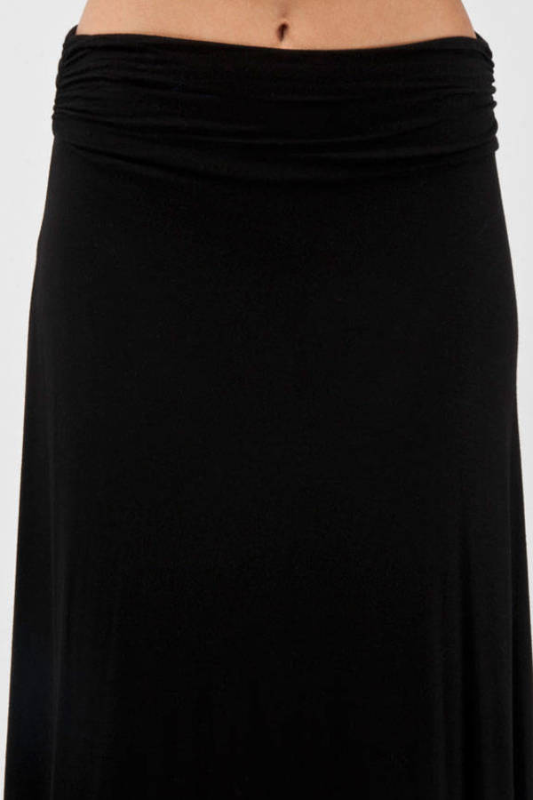 mono B Mad Maxi Skirt