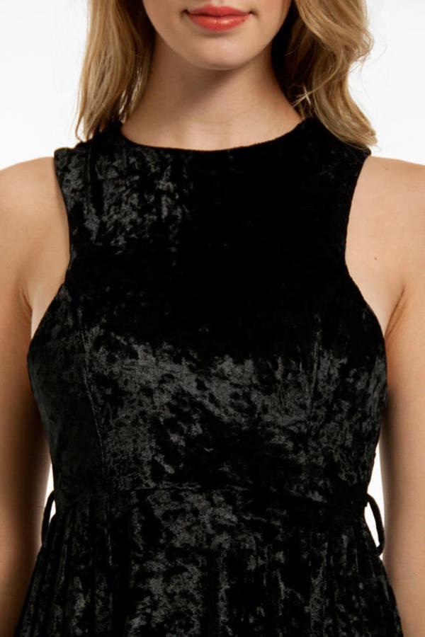 Madeline Velvet Dress