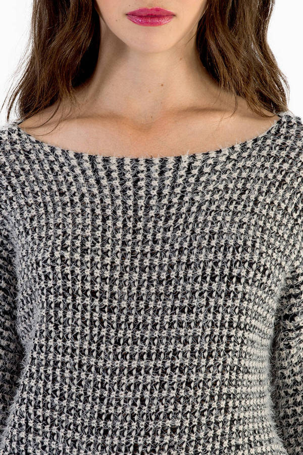 Hazy Shade Sweater