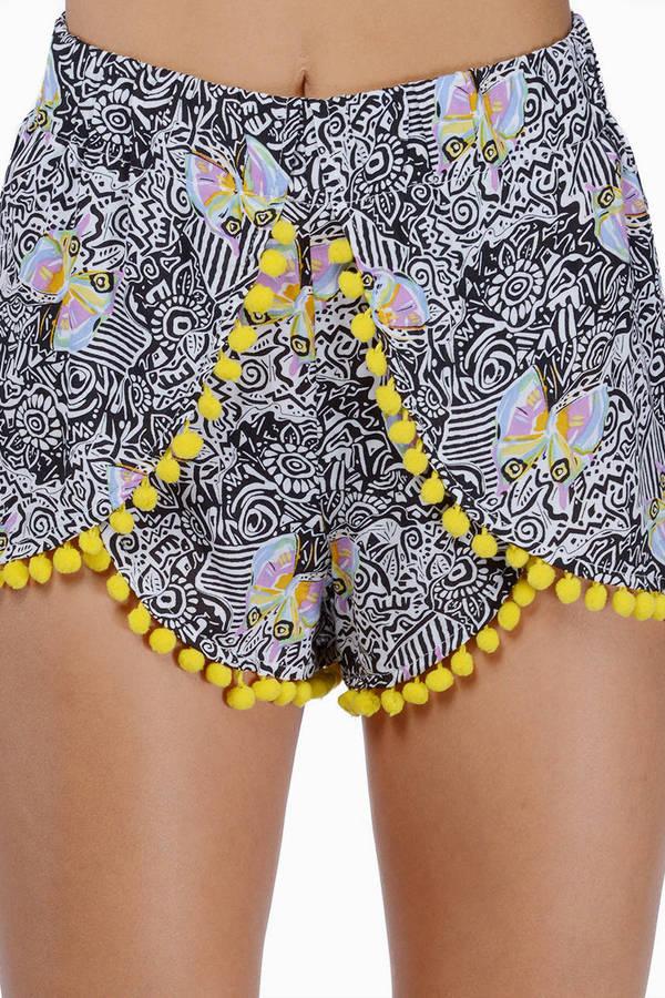 Sensibility Shorts