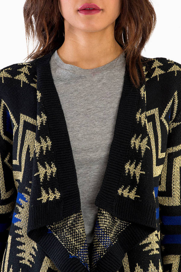 Sahara Sweater Cardigan