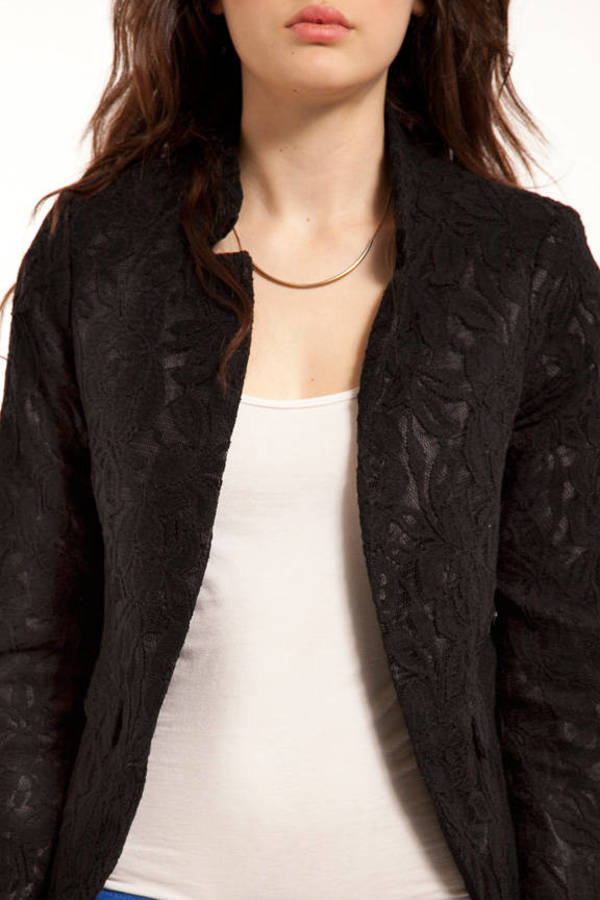 Secret Lines Jacket