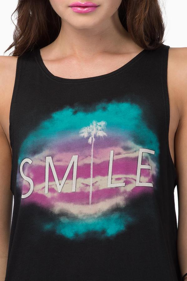 Lira Smile Muscle Tank