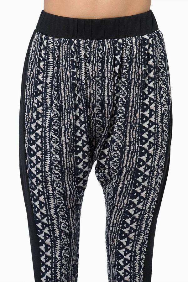 The Waldorf Harem Pants