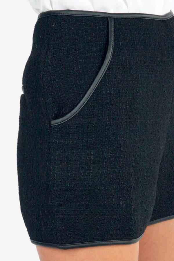 Tuxedo Shorts