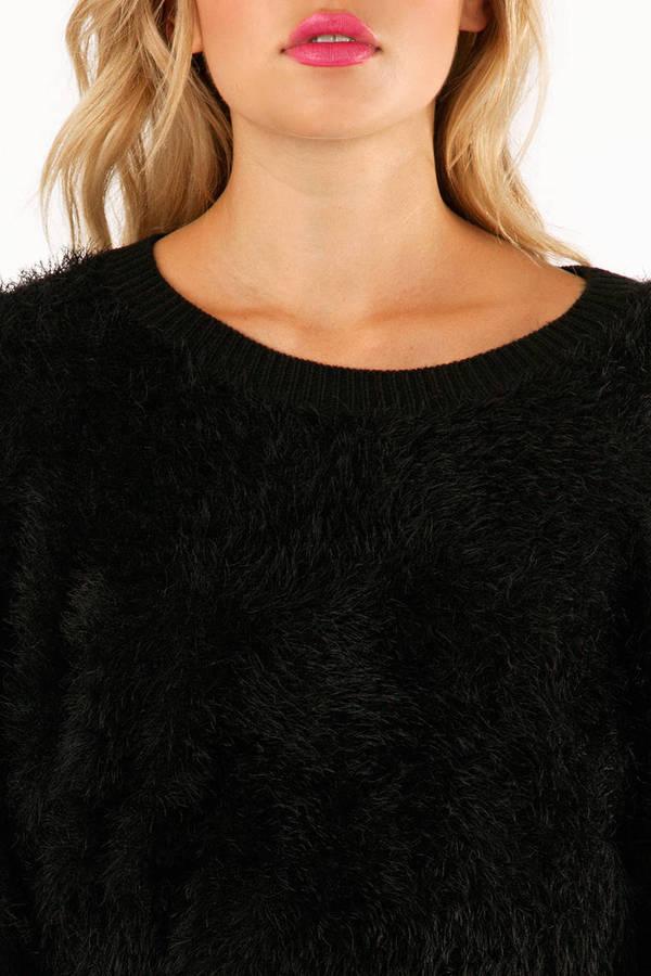 Warm & Fuzzy Sweater