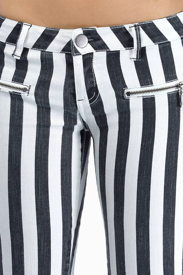 Earn Your Stripes Jeans
