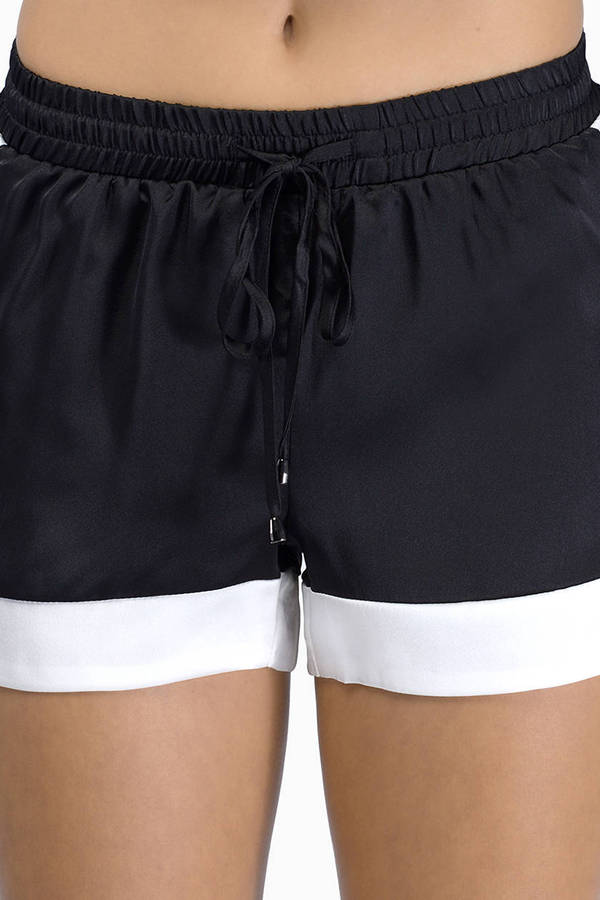 Run With It Shorts