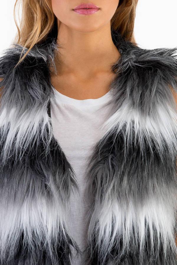 Beulah So Fur So Good Vest
