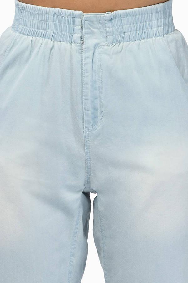 One Teaspoon Silver Rebel Trackies Pants
