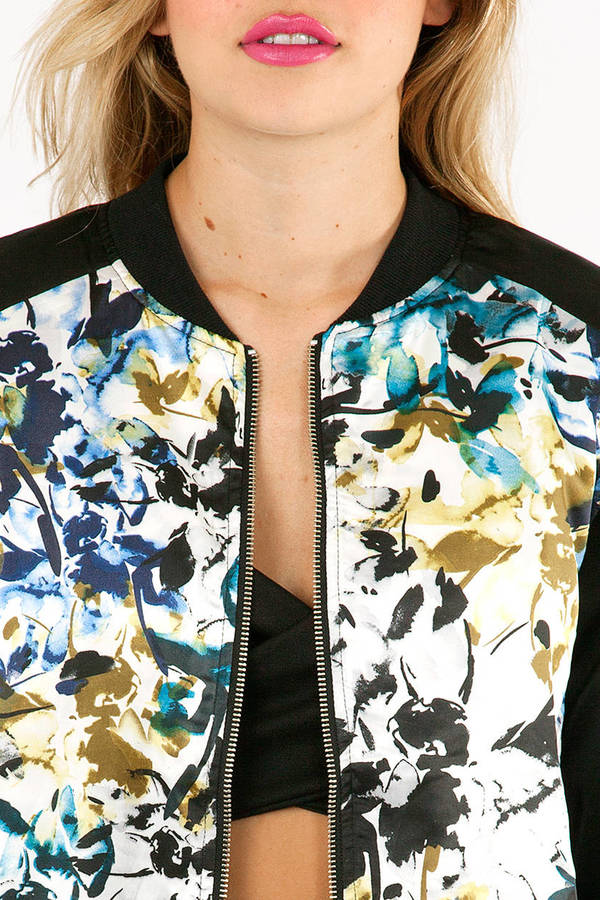 Picture This Bomber Jacket