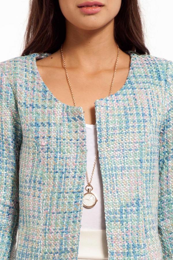 Pearly Please Tweed Jacket