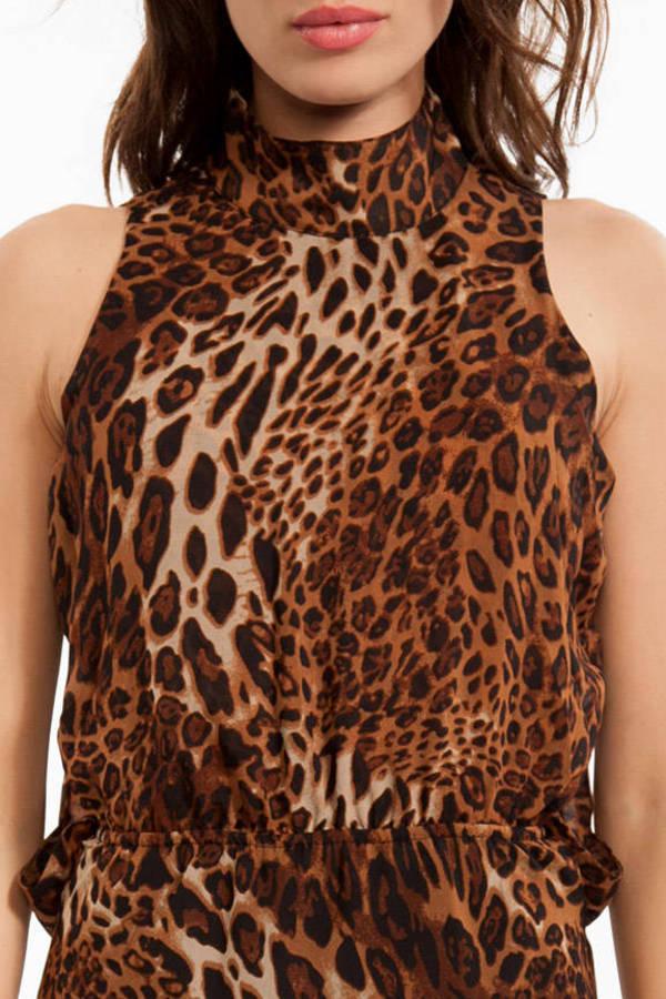 Thea II Open Back Dress