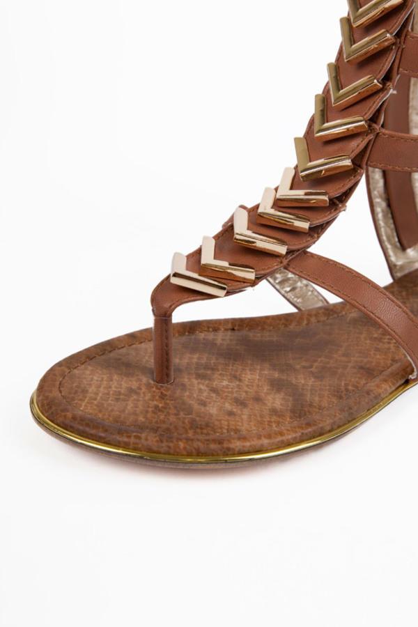 Chelsea Gladiator Sandals