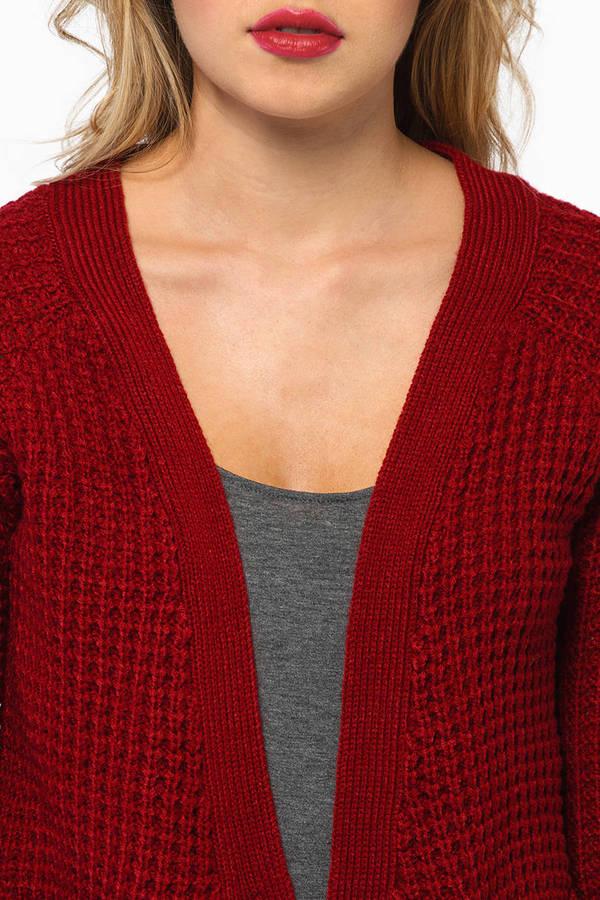 Cathy Knit Cardigan