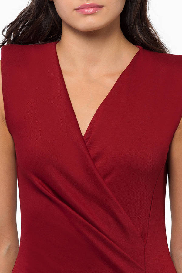 Get What I Want Bodycon Dress
