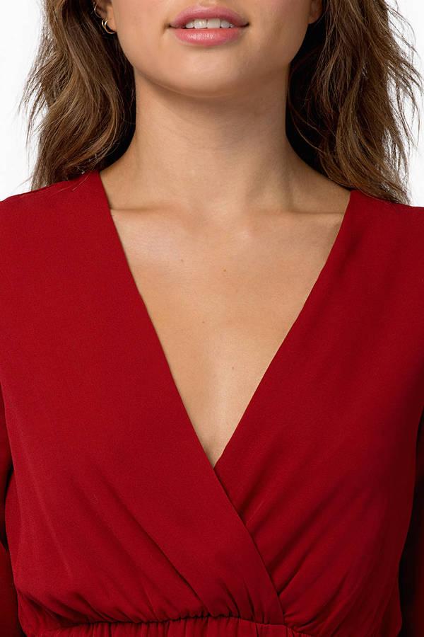 Lindsey Crochet Dress