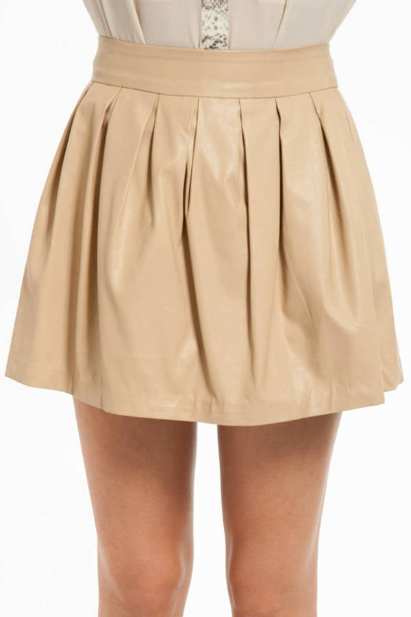 Amelie Pleated Skirt