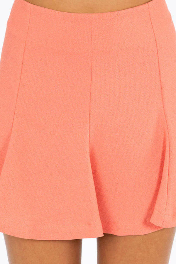 Flirty Short Skirt