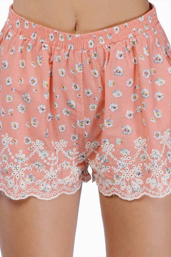 Divine Sunset Shorts