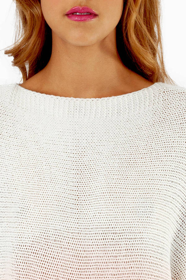 Oh My Ombre Sweater