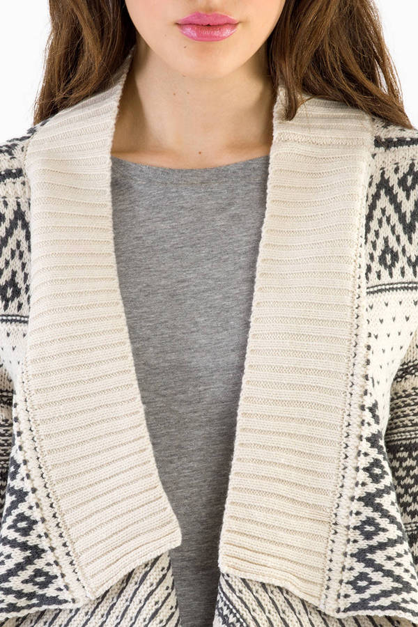 Lost Empire Cardigan