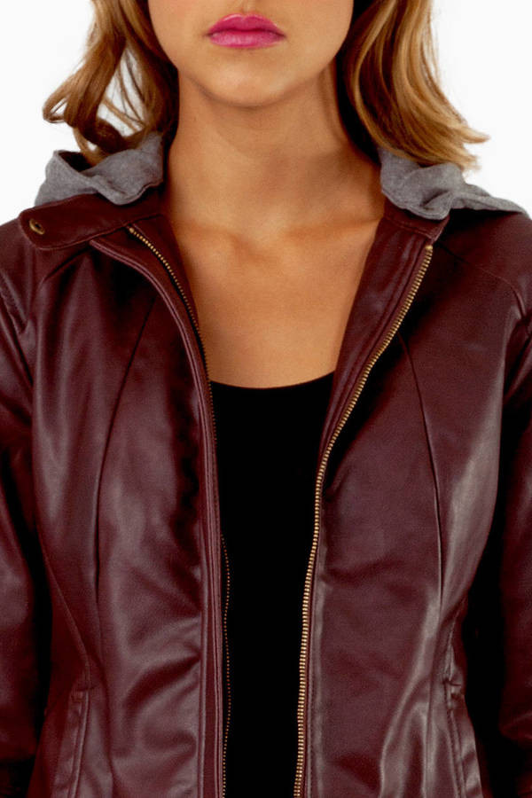 Jack BB Dakota Kaia Leather Jacket