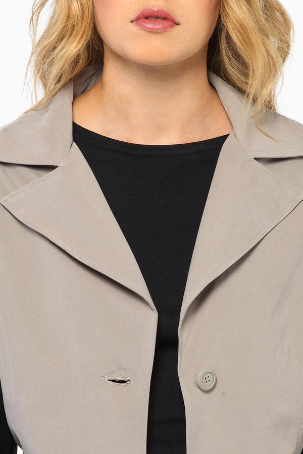 Jack BB Dakota Jamson Trench Coat