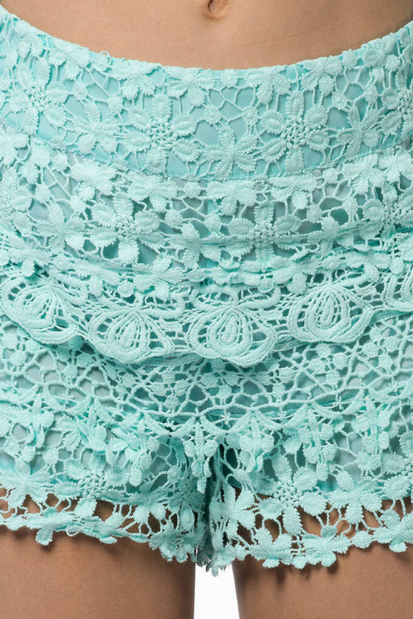 Enchanted Garden Shorts