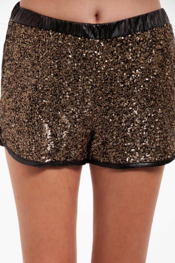 Dazzle Me Shorts