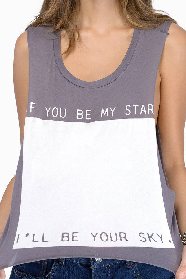 Be My Star Top