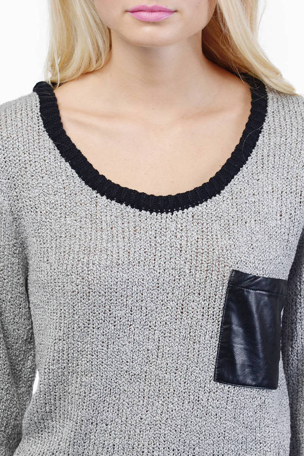 Dark Element Sweater