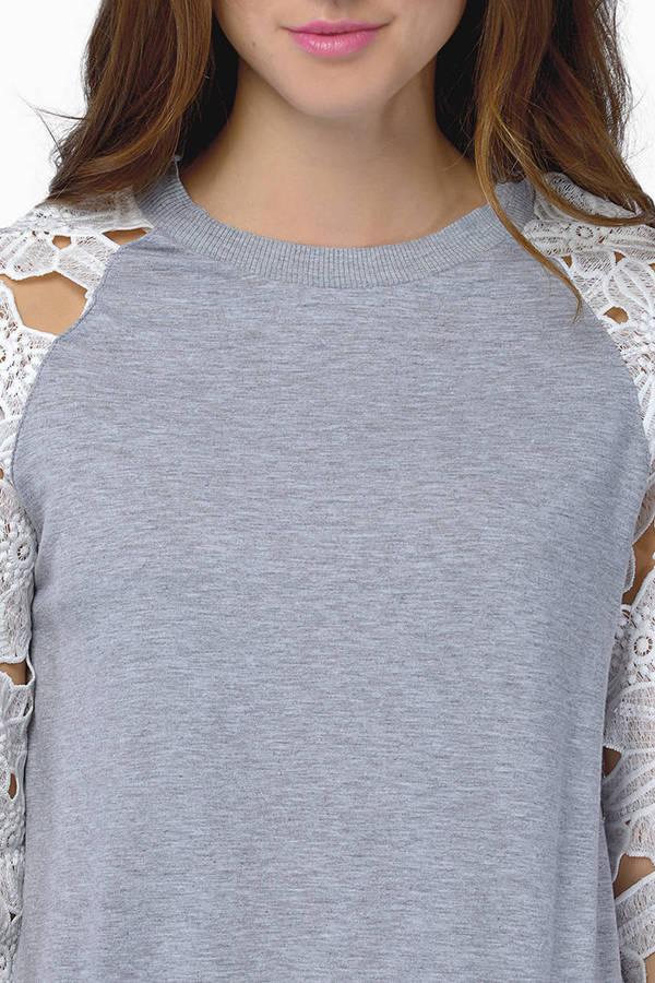 Fleur My Sleeve Sweater