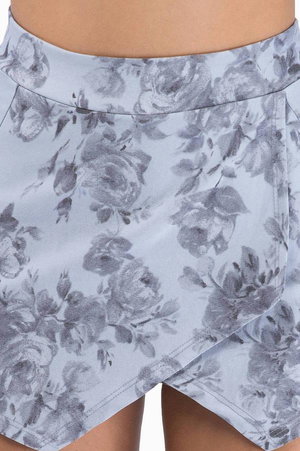 Floral Pleasure Skort