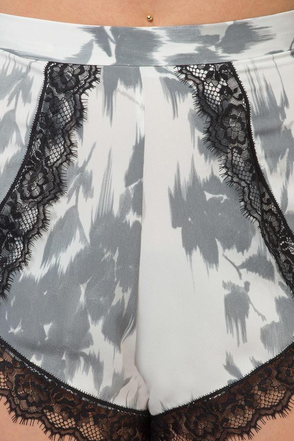 Oh My Love Grey Skies Shorts