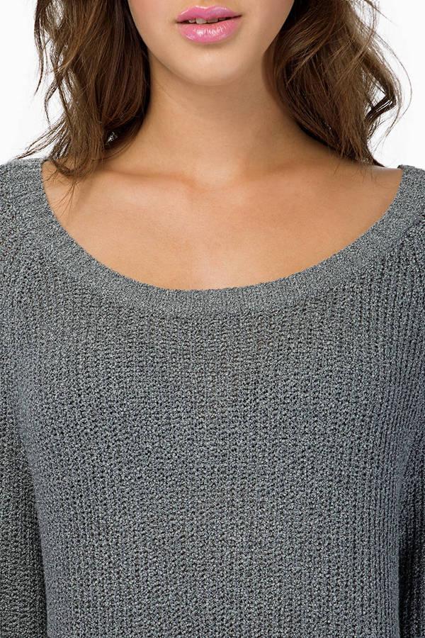 Joey Wide Neck Sweater