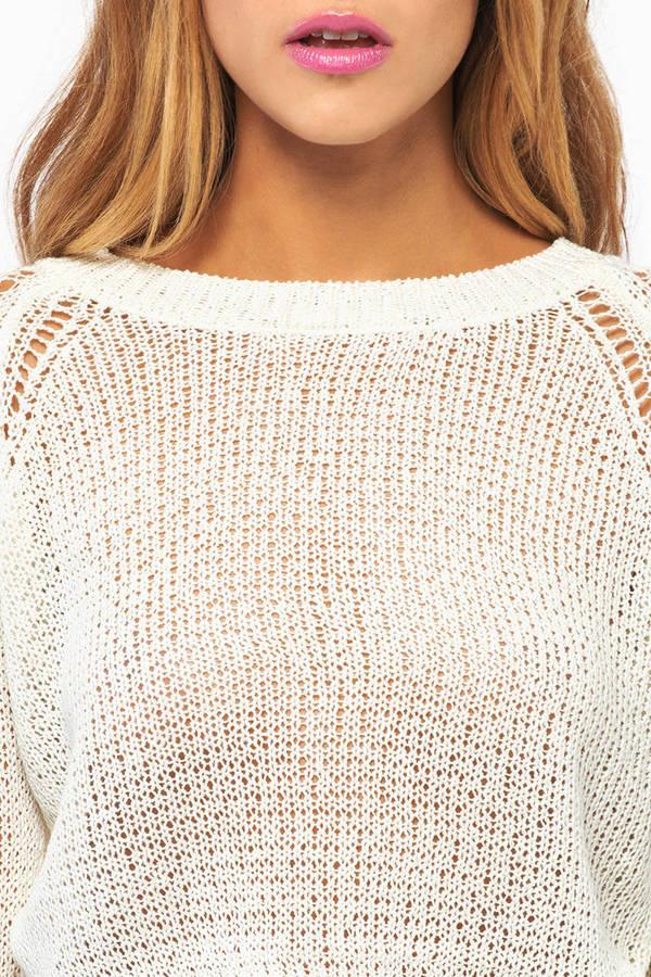 Back Again Sweater