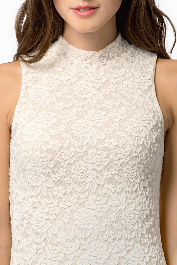 Celeste Lace Dress