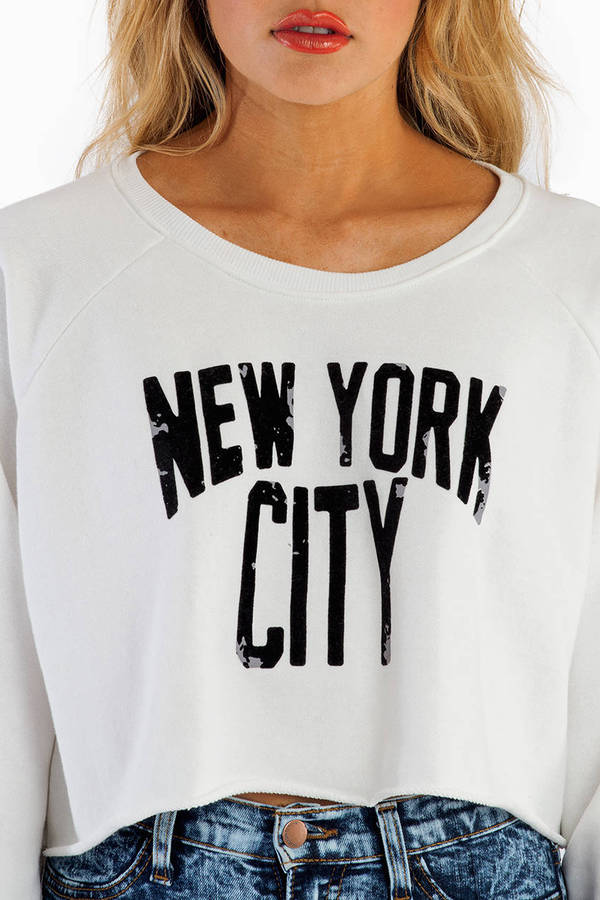 City Girl Sweatshirt
