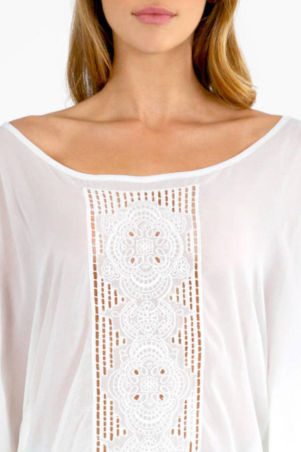 Fully Laced Top