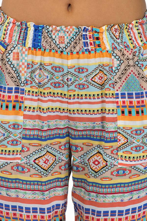 Daring Tribal Pants