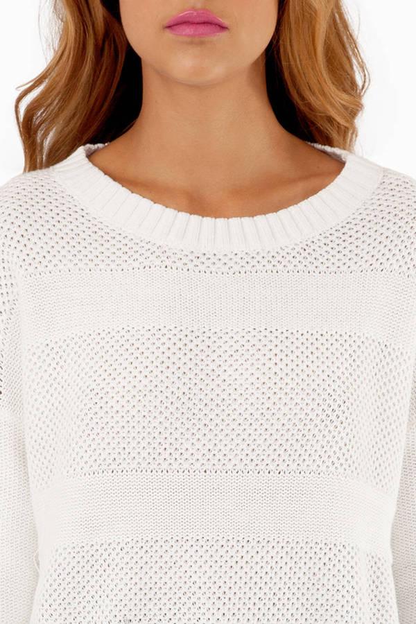 Park Lane Knit Sweater