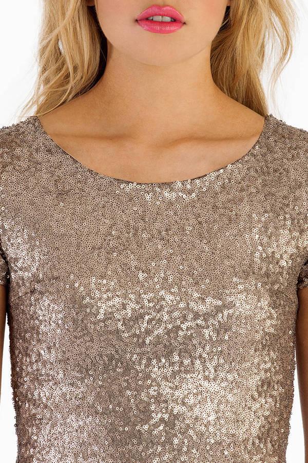 Charming Sparkle Dress