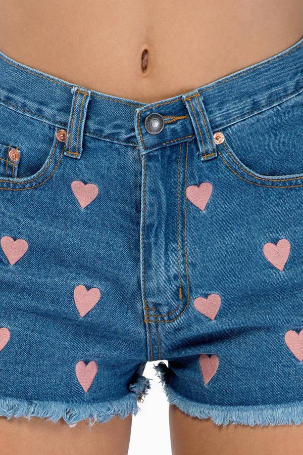 All My Heart Shorts