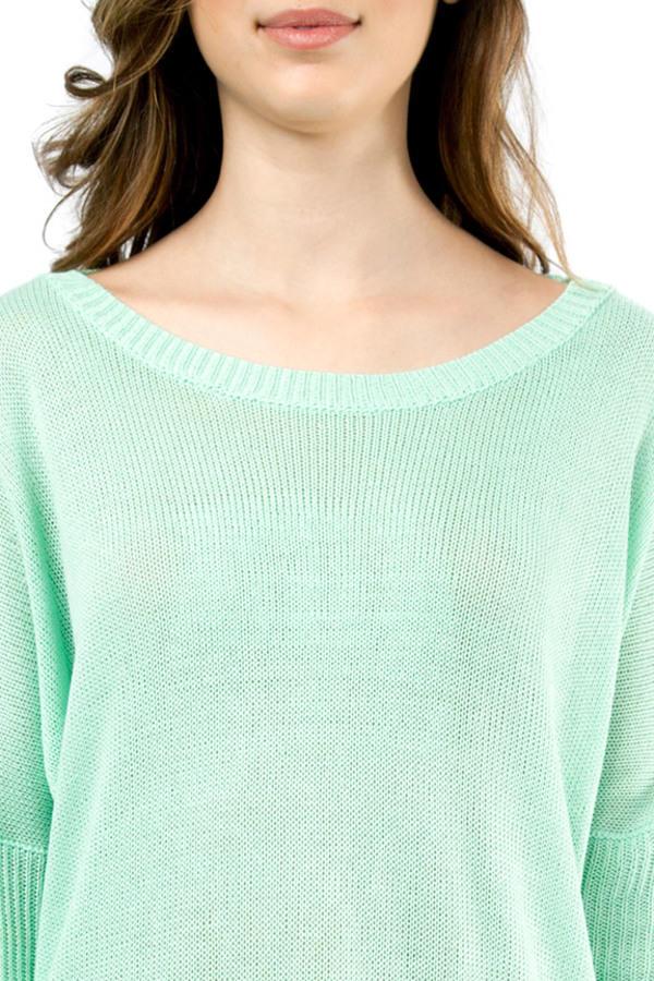 Bandit Back Sweater