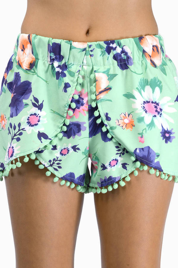 Petal Pusher Shorts