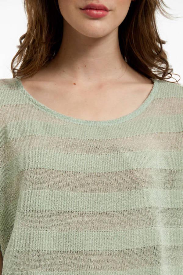 mono B Mya Boxy Sweater