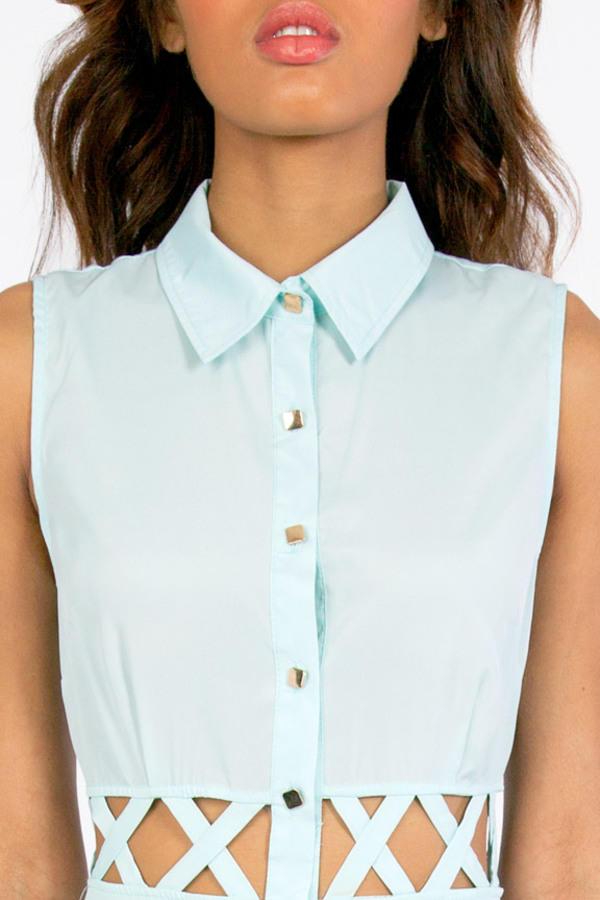 Triple X Shirt Dress